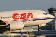 OK-XGB - CSA - Czech Airlines Boeing 737-500 aircraft