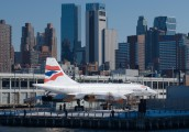 G-BOAD - British Airways Aerospatiale-BAC Concorde aircraft