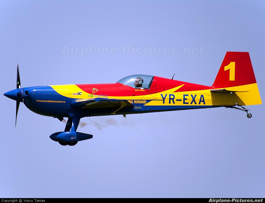 Hawks of Romania YR-EXA aircraft at Timisoara - Cioca
