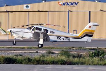 EC-FMC - Private Piper PA-28R Arrow /  RT Turbo Arrow