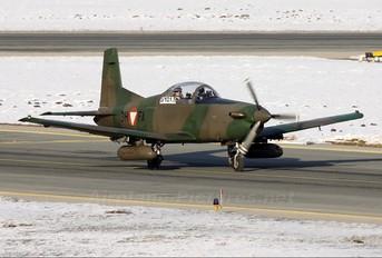 3H-FA - Austria - Air Force Pilatus PC-7 I & II