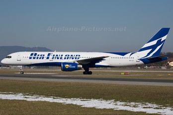 OH-AFJ - Air Finland Boeing 757-200
