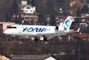 S5-AAI - Adria Airways Canadair CL-600 CRJ-200 aircraft