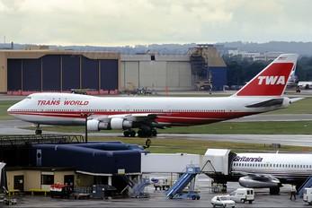 N93119 - TWA Boeing 747-100