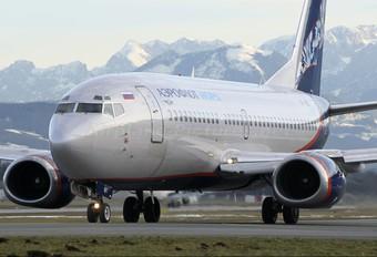 VP-BKT - Nordavia Boeing 737-300