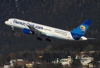 G-FCLB - Flying Colours Boeing 757-200