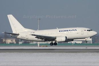 VP-BWZ - Donavia Boeing 737-500