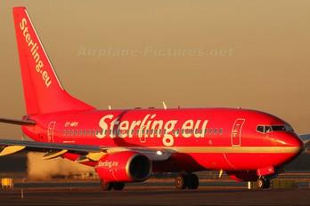OY-MRH - Sterling Boeing 737-700