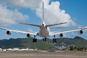 F-GLZN - Air France Airbus A340-300 aircraft