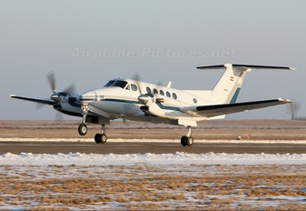 OE-FME - Airlink Austria Beechcraft 300 King Air