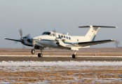 OE-FME - Airlink Austria Beechcraft 300 King Air aircraft