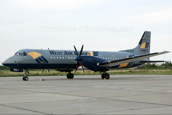 LX-WAP - West Air Europe British Aerospace ATP