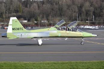 N538TC - Boeing Company Northrop T-38A Talon