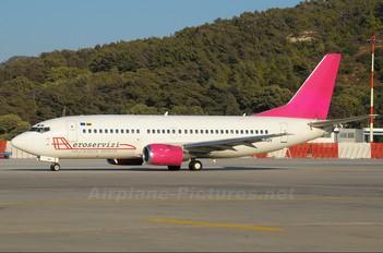 LY-AQV - Aeroservizi Boeing 737-300