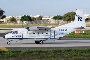 9H-AAS - Medavia Casa C-212 Aviocar