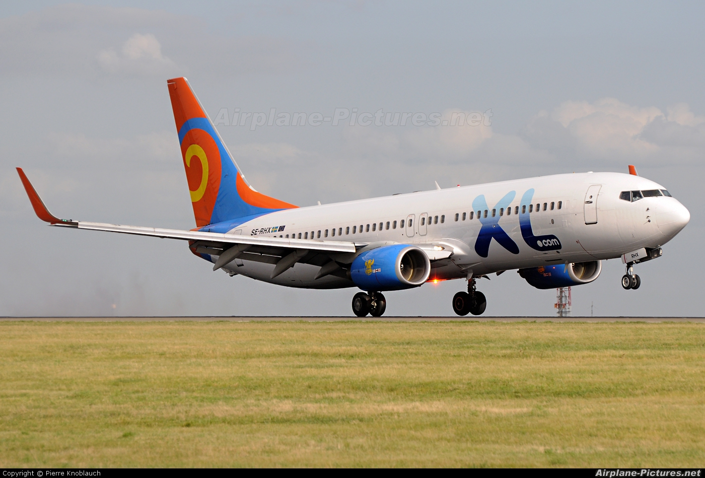 Viking Airlines SE-RHX aircraft at Paris - Charles de Gaulle