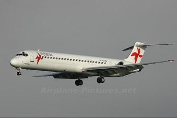SE-RDV - FlyNordic McDonnell Douglas MD-83