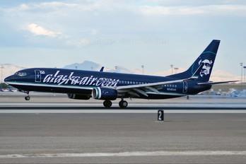 N548AS - Alaska Airlines Boeing 737-800