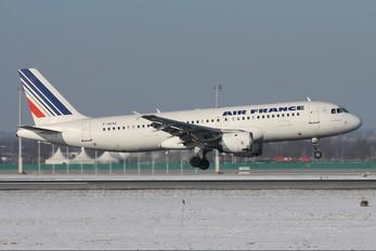 F-GKXA - Air France Airbus A320