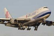 B-18721 - China Airlines Cargo Boeing 747-400F, ERF aircraft