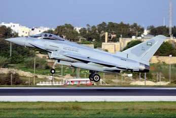 310 - Saudi Arabia - Air Force Eurofighter Typhoon S