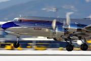 N996DM - The Flying Bulls Douglas DC-6B aircraft