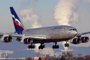 RA-96008 - Aeroflot Ilyushin Il-96 aircraft