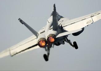 166651 - USA - Navy McDonnell Douglas F/A-18E Super Hornet