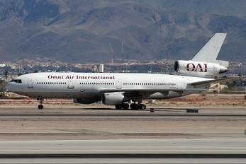N17085 - Omni Air International McDonnell Douglas DC-10-30