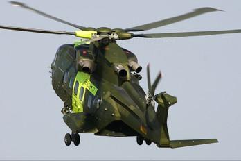 M-513 - Denmark - Air Force Agusta Westland AW101 512 Merlin (Denmark)