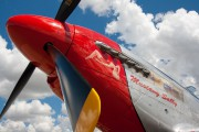 N72FT - Private North American P-51D Mustang aircraft