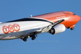 OO-TNH - TNT Boeing 737-300F