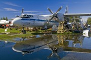 YL-LCD - Latavio-Latvian Airlines Antonov An-24 aircraft