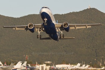 N649JB - JetBlue Airways Airbus A320