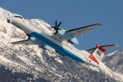 OE-LGA - Austrian Airlines/Arrows/Tyrolean de Havilland Canada DHC-8-400Q Dash 8 aircraft