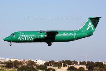 SX-DIX - Astra Airlines British Aerospace BAe 146-300/Avro RJ100