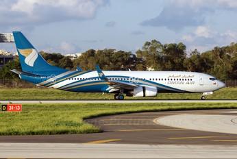 A4O-BG - Oman Air Boeing 737-800