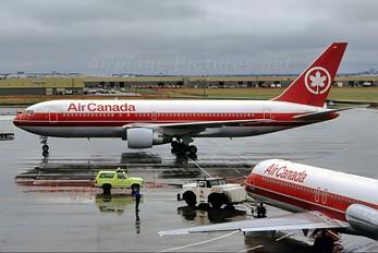 C-GAUE - Air Canada Boeing 767-200