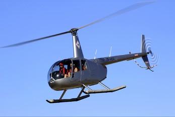 ZS-HGD - Private Robinson R44 Astro / Raven