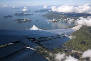 VH-OJF - QANTAS Boeing 747-400