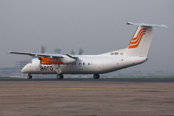 5N-BIB - Aero Contractors Nigeria de Havilland Canada DHC-8-300Q Dash 8