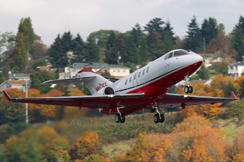 N853CC - Private Hawker Beechcraft 800XP