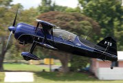 ZK-PTS - Private Pitts Model 12 aircraft