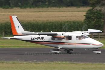 ZK-SMB - Aero Club - Auckland Partenavia P.68
