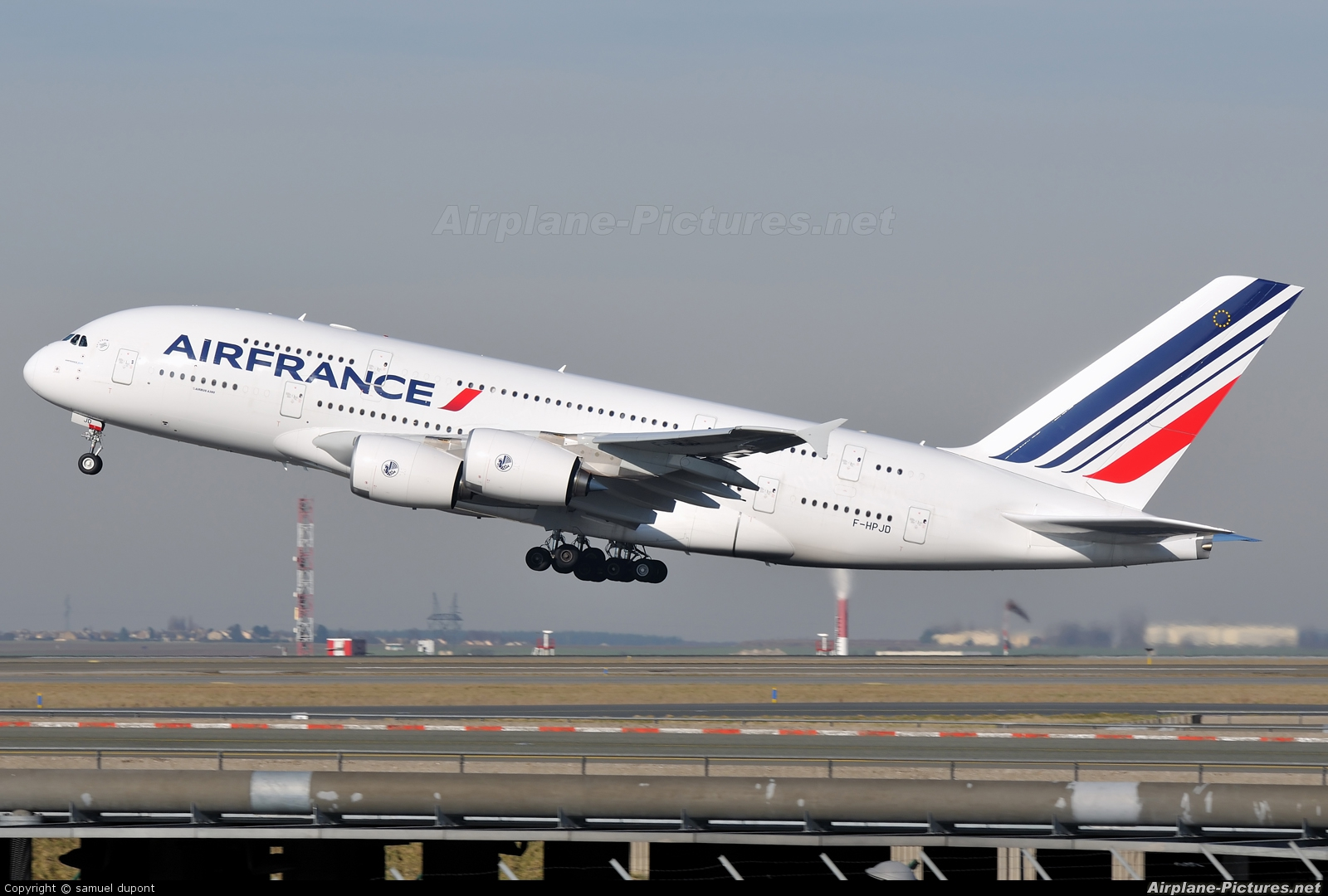 F hpjd air france airbus a380 at paris charles de for A380 air france interieur