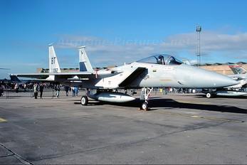 79-0062 - USA - Air Force McDonnell Douglas F-15C Eagle