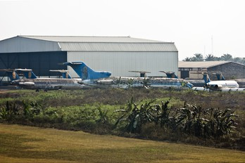 5N-EDE - Okada Air Boeing 727-200