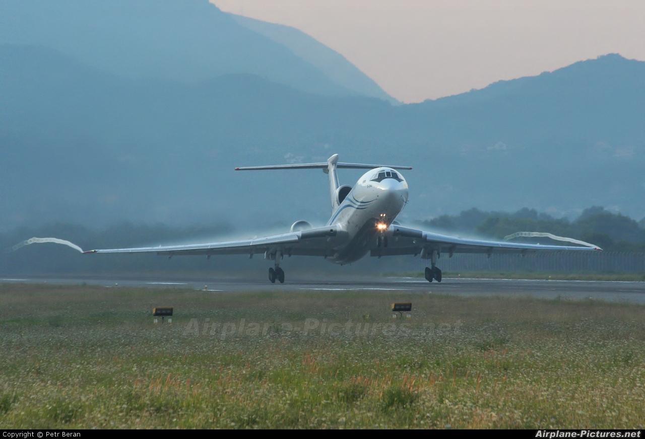 Gazpromavia RA-85751 aircraft at Tivat