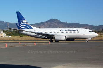 HP-1370CMP - Copa Airlines Boeing 737-700