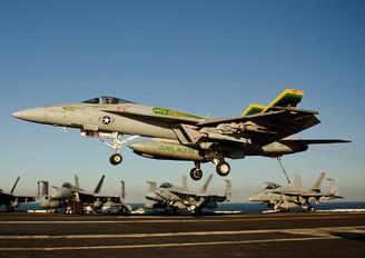 166650 - USA - Navy McDonnell Douglas F/A-18E Super Hornet